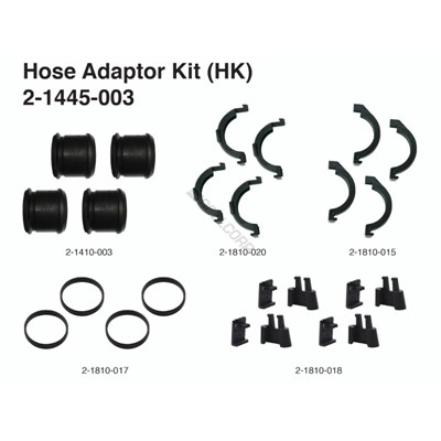 SUNUP HK HOSE ADAPTER KIT