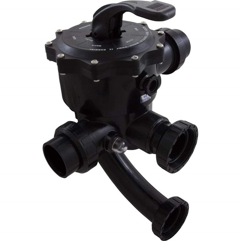 "2"" Side Mount, Sand Filter, Multi-Port Valve with Plumbing"
