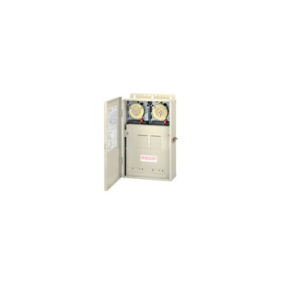 100 Amp Time Clock Control Centers