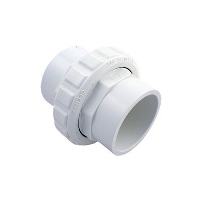 "2"" SKT Flush Female Socket Union, Flush(ABS)"