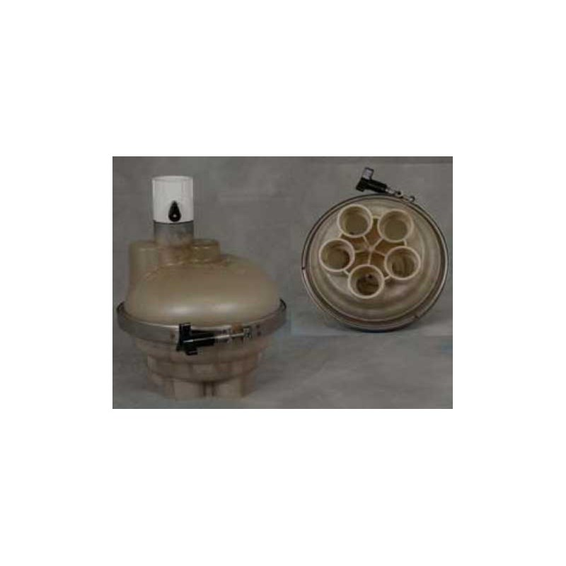 """1.5"""" 5-Port Top Feed T-Valve"""