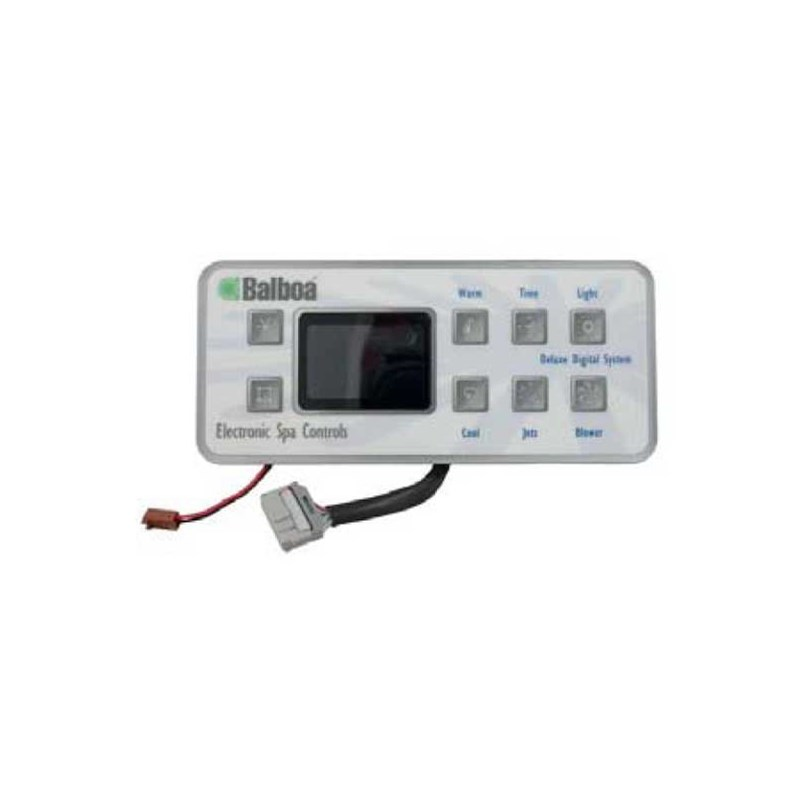 Deluxe Digital Panel with Ribbon Cable