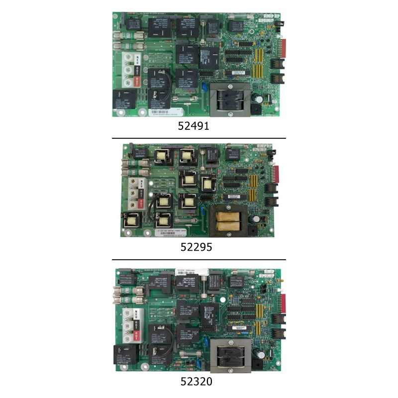1000LE/2000LE Digital System Boards