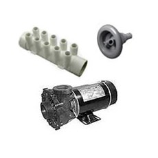 Spa Water System Components